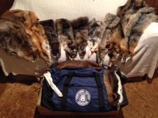 Furbearer Fur Collection w/PTA Logo Bag
