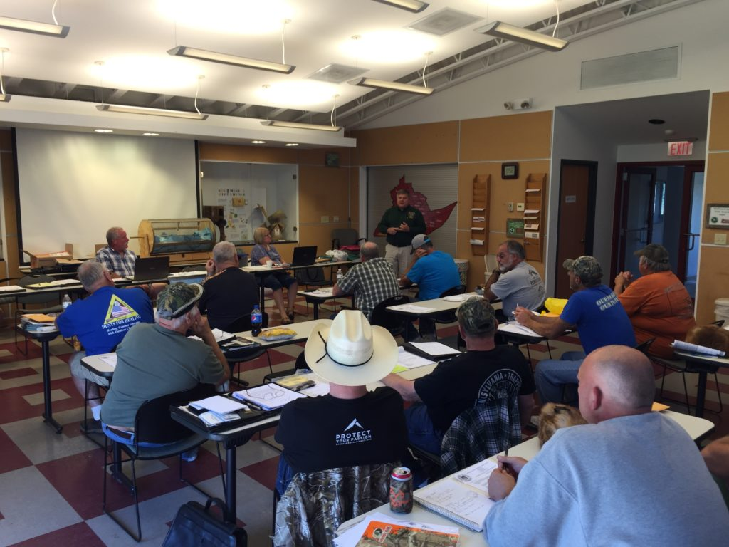 PA Game Commission at PTA Meeting | Pennsylvania Trappers